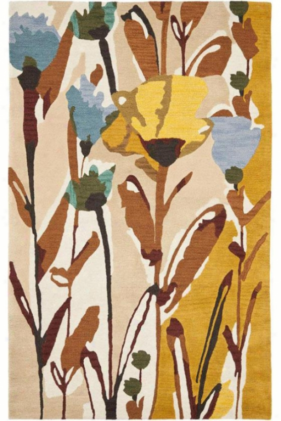 Buttercup Area Wool Rug