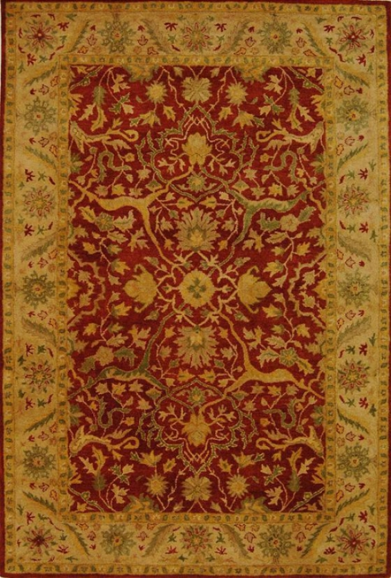 """caspian Area Rug I - 2'3""""x4', Copper"""