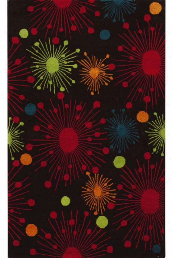 Celebration Area Rug - 8'x10', Brown