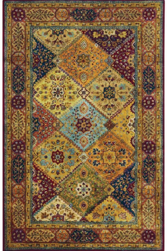 Chapel Area Wool Rug