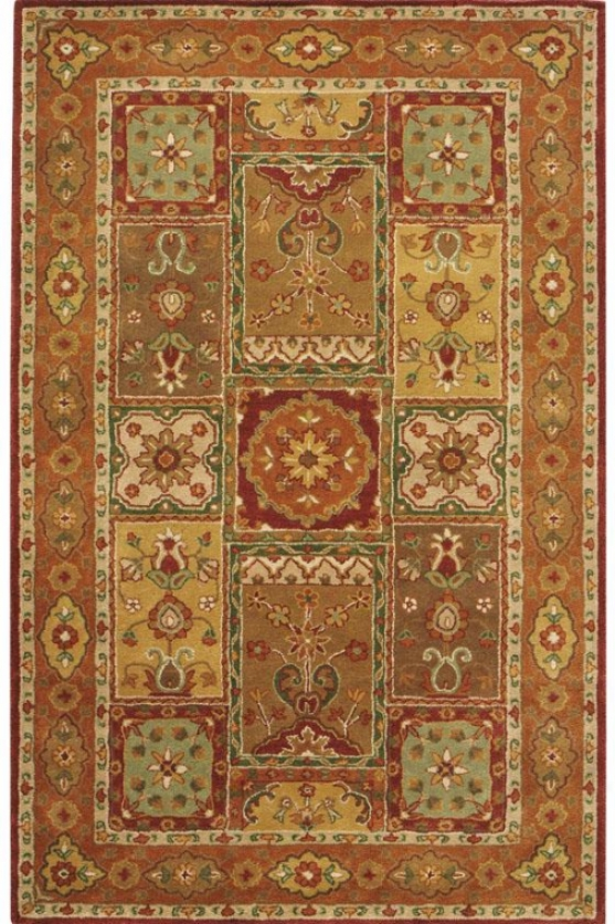 Chaumont Ii Area Rug - 3'x5', Multi