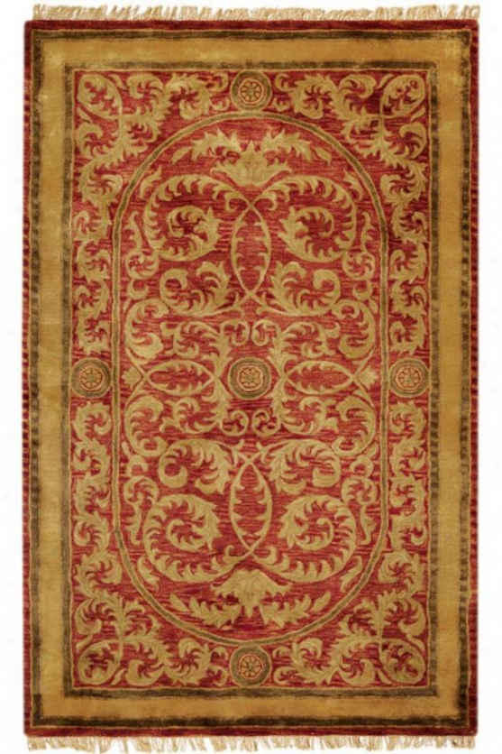 Colette Area Rug - 2'x3', Red