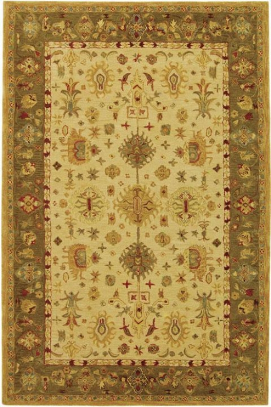 Corum Area Wool Rug