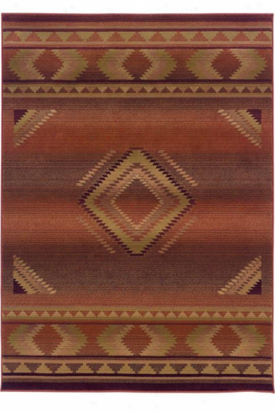 """cottage Area Rug - 9'9""""x12'2"""", Rdd"""