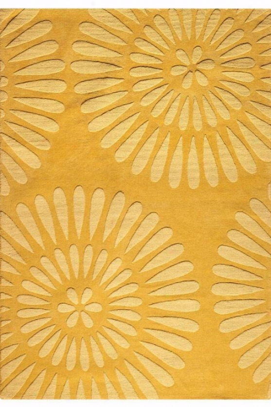 """couristan Greco Region Rug - 2'6""""x10' Runner, Gold"""