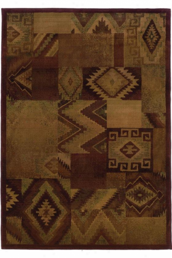 Dolan Area Rug - 2'x3', Brown