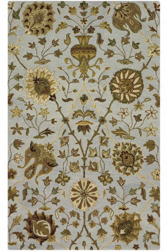Ducness Area Rug - 3'x5', Gray