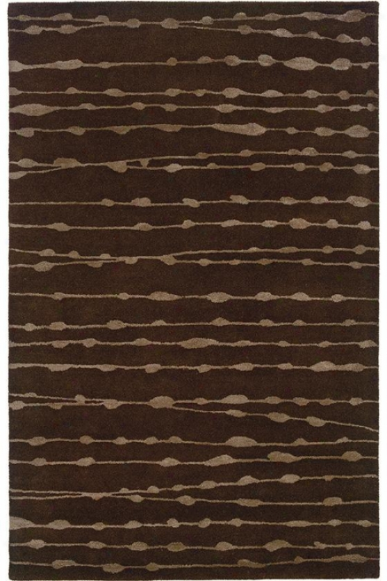 Edgemont Area Rug - 10'x13', Brown