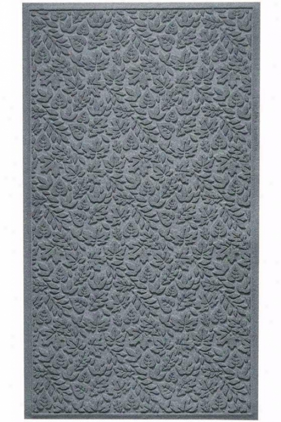 """fall Lifetime Water Guard Doormat - 31.75""""x56.75"""", Cornflower Blue"""