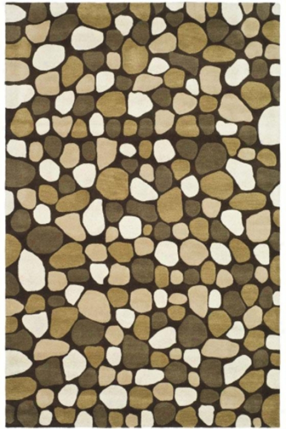 Flagstone Area Wool Rug Ii