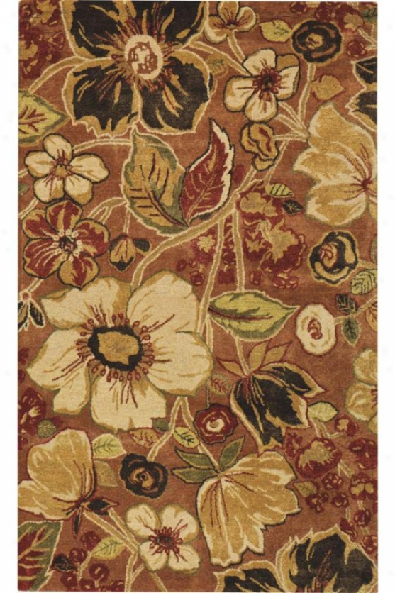 Floribunda Area Wool Rug