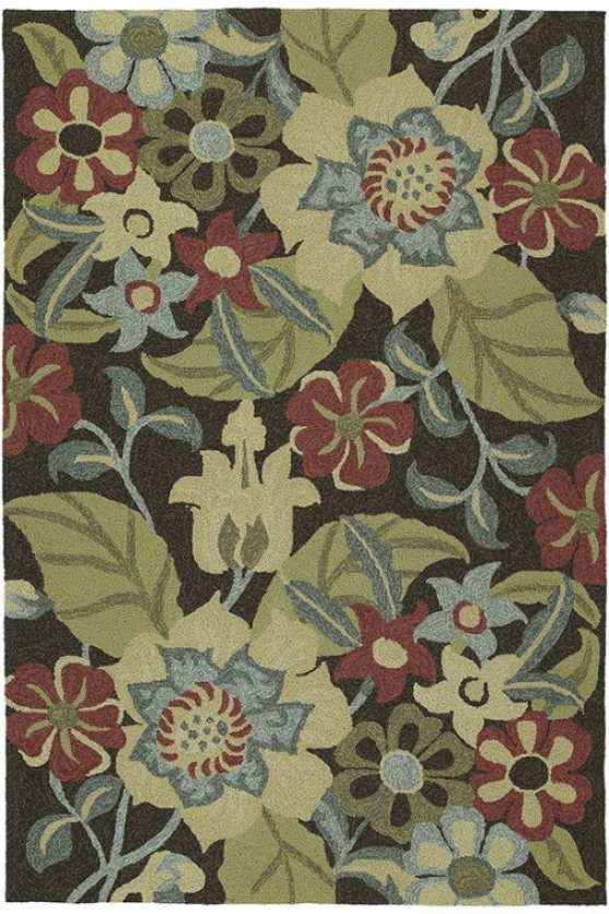 Forestview Area Rug - 2'x3', Coffee