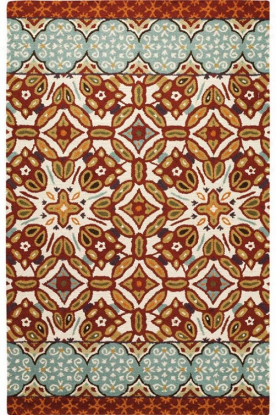 """gracie Area Rug - 2'6""""x8'runner, Beige"""