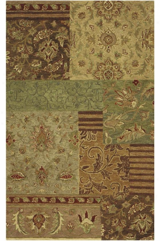"""ranville Area Rug - 5'9"""" Not directly, Bronze"""