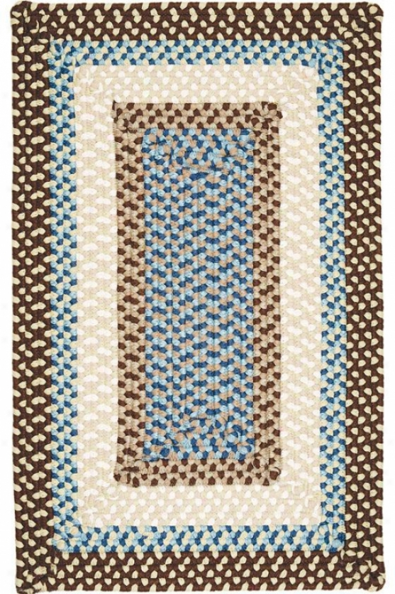 Haven Ii Area Rug - 8'x11', Chocolate Sky