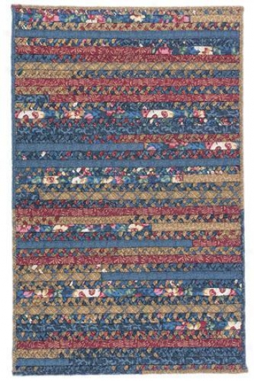 Hearth Rectangular Braided Area Wool Rug Rugs Online
