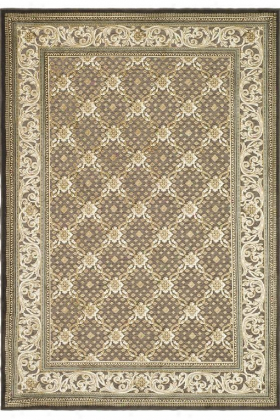 """jayden Area Rug - 5'3""""x7'6"""", Brown"""