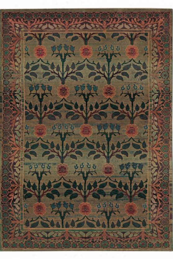 """joy Area Rug - 2'""3""x4'5"""", Unseasoned"""