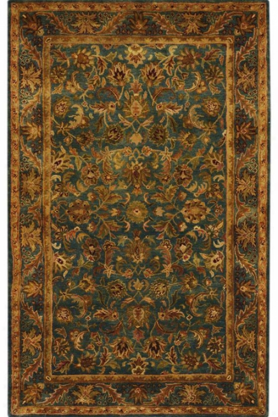 Majesty Area Rug - 6' Rkund, Blue