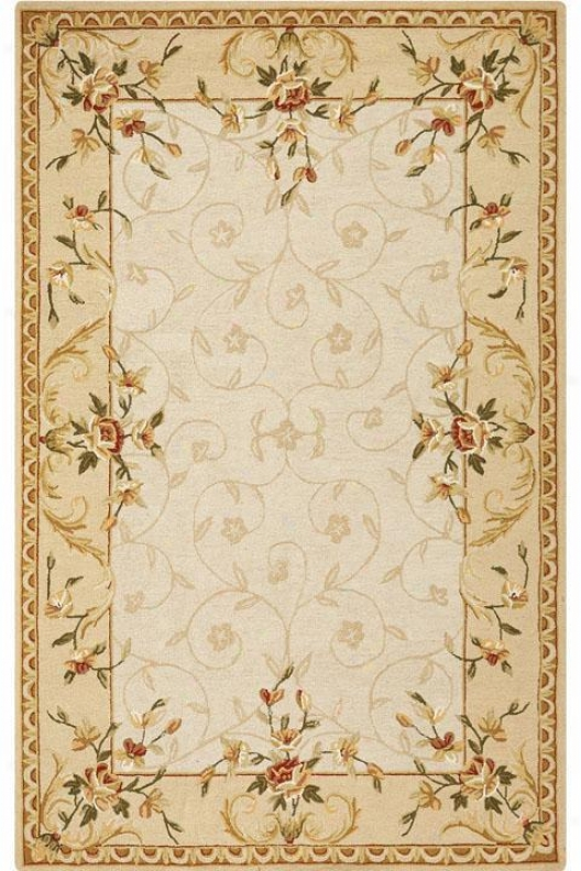 """melody Area Rug - 1'8""""x2'6"""", Beige"""