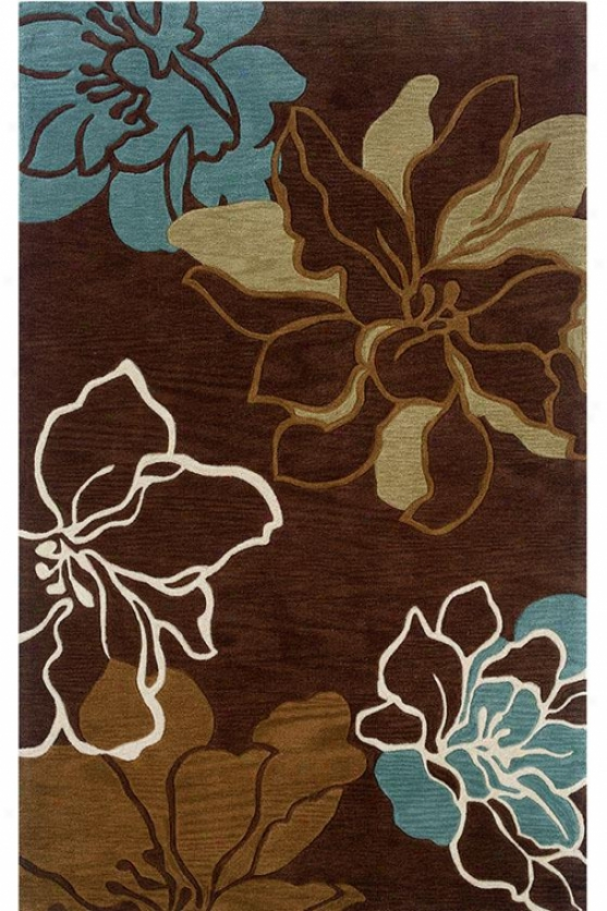 Meredith Region Rug - 8'x10', Brown