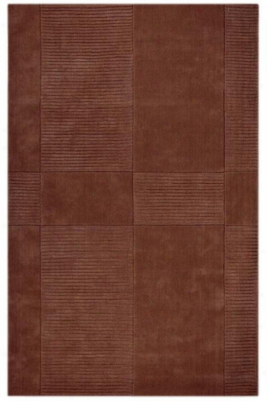 Mesa Ii Area Rug - 8'x11', Brown