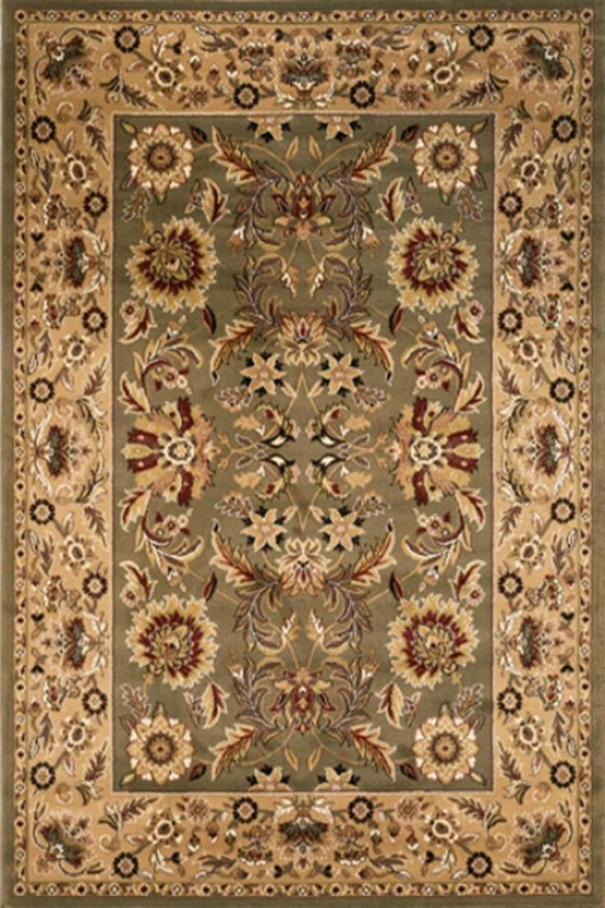 """minaret Area Rug - 2'1""""x7'11""""rnnr, Unseasoned"""