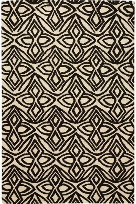 Montreux Area Rug - 8'x11', Ivory