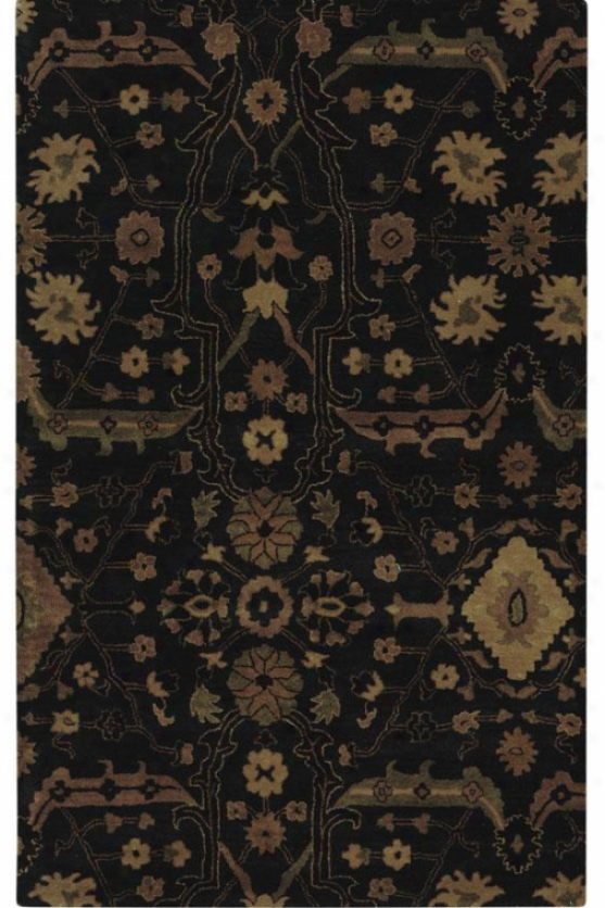 """mystic Area Rug - 3'6""""x5'6"""", Brown"""