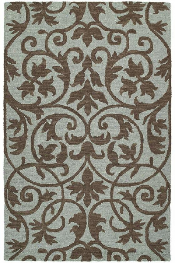 Nellie Area Rug - 9'x12', Spa