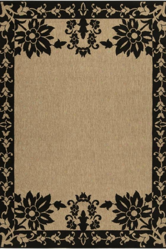 """nellie Area Rug Io - 8'9"""" Square, Brown"""