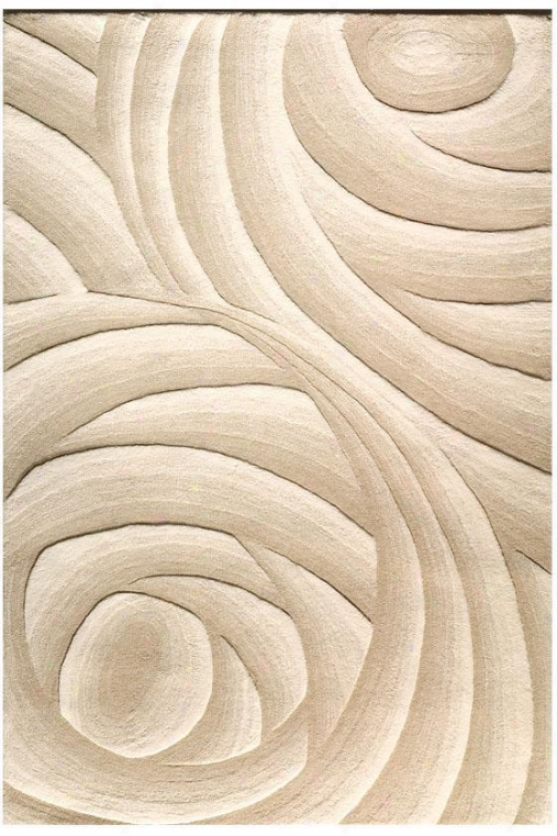 """optics Region Rug - 2'6""""x14' Runner, Beige"""