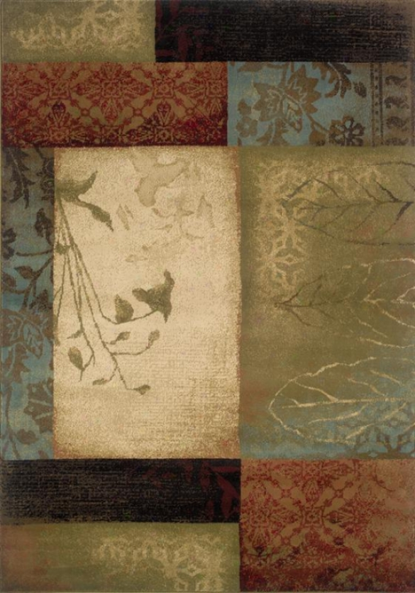 """oriental Weavers Hillsborough Yard Rug - 6'7""""x9'6"""", Multi"""