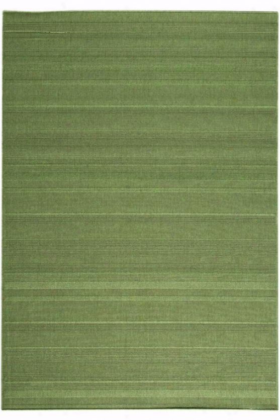 """oriental Weavers Lucan Area Rug - 6'3""""x9'2"""", Greem"""