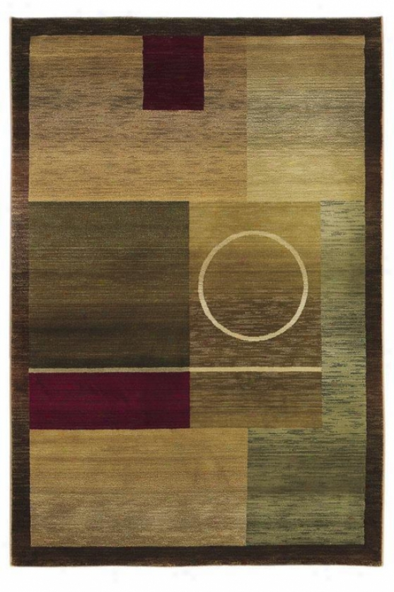 """oriental Weavers Om Area Rug - 9'9""""x12'2"""", Multi"""