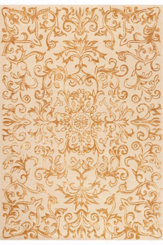 """palermo I Area Rug - 2'6""""x4'6"""", Beige"""