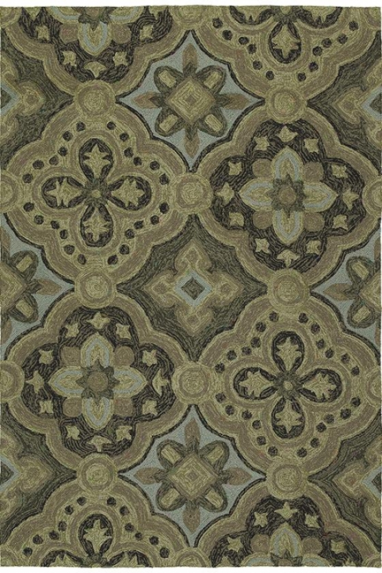 """""""pascual Area Rug - 2'6""""""""x8' Runner, Coffee"""""""