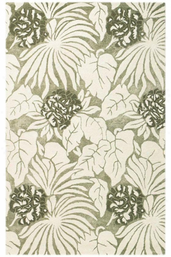 """passion Ii Area Rug - 2'6""""x8'runner, Beige"""