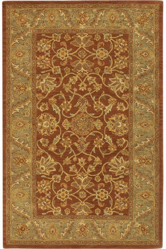 """patina Area Rug - 2'3""""x8' Runner, Coral"""