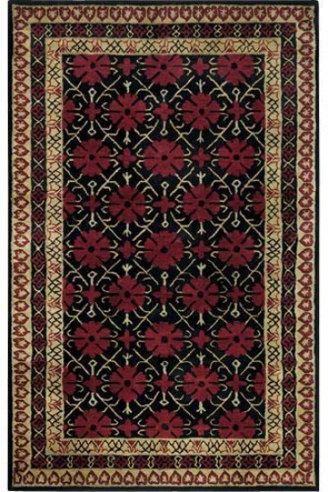 Peshawar Area Rug - 4'x6', Wicked
