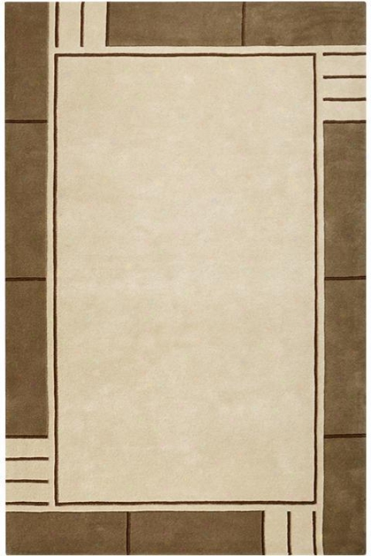 Plaza I Area Wool Rug