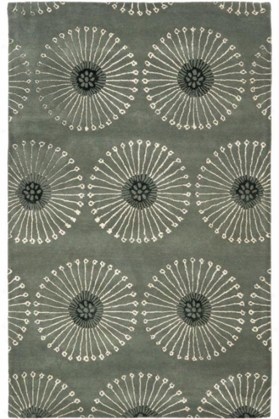 Ripple Area Wool Rug Ii