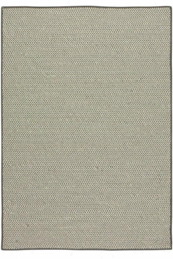 Sadie Area Rug - 9' Souare, Gray