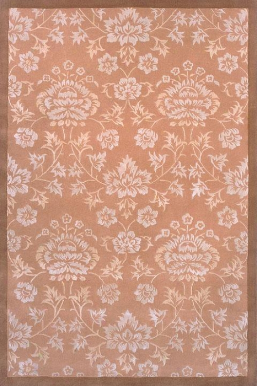 Sherwin Area Rug - 8'x11', Chocolate Brown