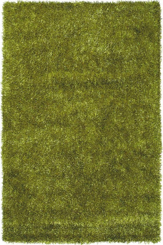 Shine Area Rug - 2'x3', Greeen