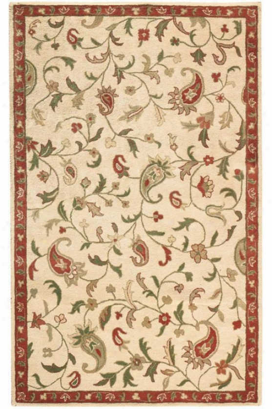 Stafford Area Wool Rug