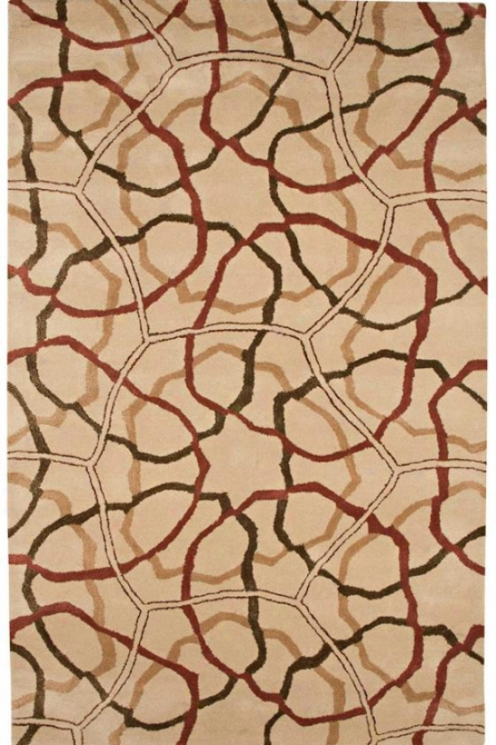 Strings Area Rug - 2'x3', Beige