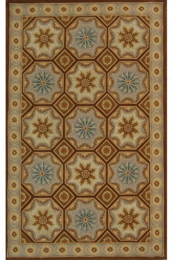 Tarchamps Area Wool Rug