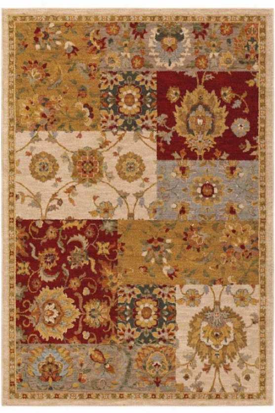 """tranquil Rug - 7'8""""x10'10"""", Bekge"""