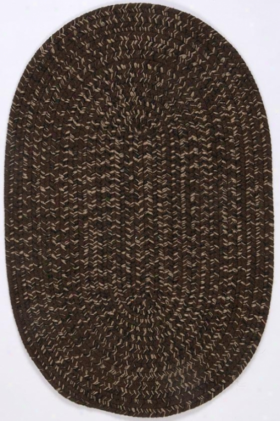 Tweed Ii Area Rug - 2'x8', Brown